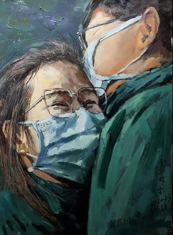 许玉华——《祝你平安归来》