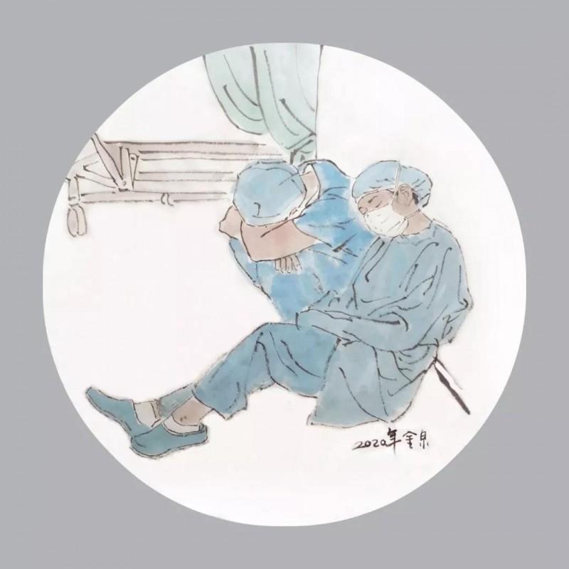 吕金泉 ——《最美护士》