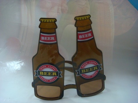 啤酒瓶眼鏡