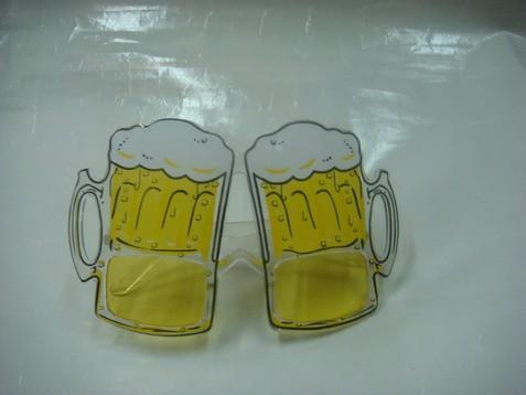 啤酒杯眼鏡
