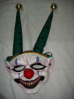 叮鐺小丑面具