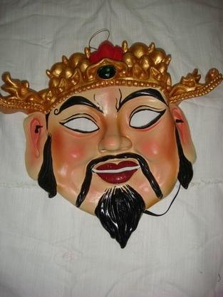財神爺面具